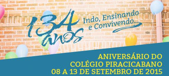 Colégio Piracicabano completa 134 anos de história e inovação