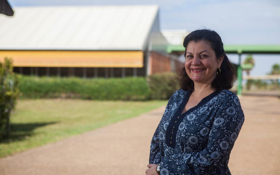 Claudia da Silva Santana assume cargo de reitora pro tempore da Unimep