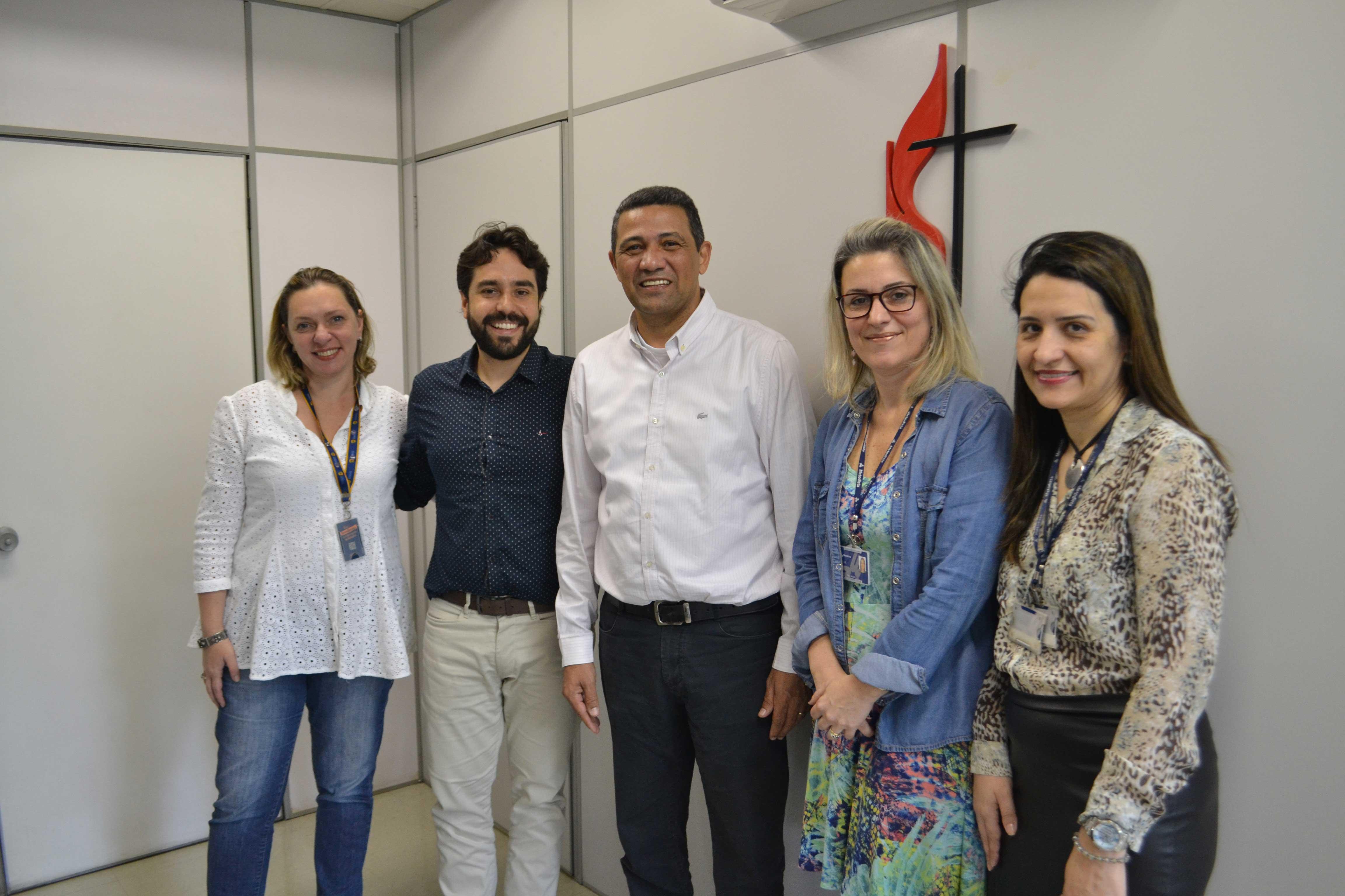 Educação Metodista firma parceria com a International School